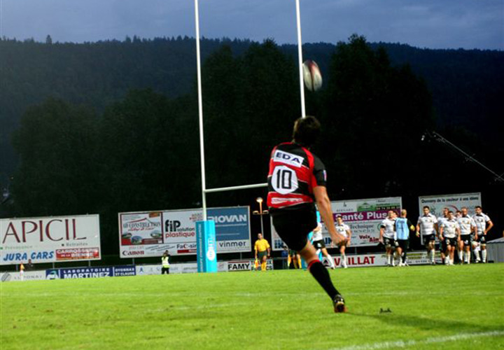 Float block image rugby us oyonnax france