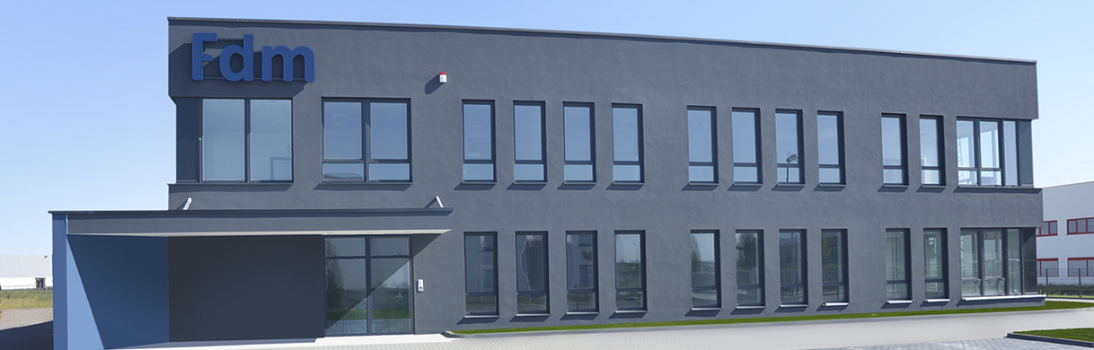 Wide fdm new plant in troisdorf