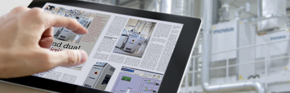 Wide header per press review